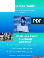 The Homeless Youth Advocacy Project