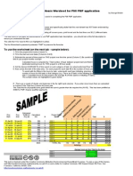 Pmp Project Hrs Worksheet