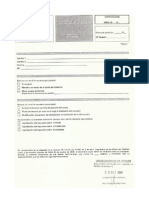 Model de Declaracions de Béns patrimonials i Activitats i de Causes de possible Incompatibilitat aprovat per l'Ajuntament de Getafe per Acord del Ple de dia 30 d'octubre de 2008