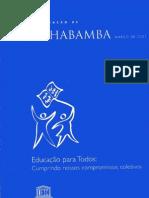 Declaração de Cochabamba