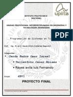 Proyecto Final Cerda Reyes Telles 4bv1