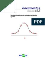 COSTA, J. R. Técnicas experimentais aplicadas às ciências agrárias. EMBRAPA