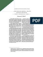 IA 121410 Lordre Juridique Arbitral Realite Utilite Et Specificite E Gaillard
