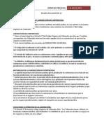 Derecho Procesal 04-04-12