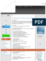 2012 DTU Penyusunan Standard Operating Procedures