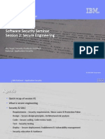 Overview of Secure Engineering