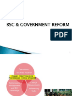 Government Reform BSC