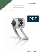 Philips Webcam Spc325nc 27 Dfu Aen