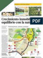 EL COMERCIO | Crecimiento inmobiliario en equilibrio con la naturaleza