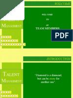 Talent Management 186