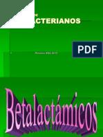 b lactamicos
