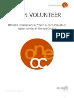 I Can Volunteer Updated 10 2011