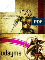 Ninja Prototyping with Templating Frameworks