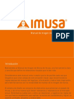 IMUSA Manual Imagen Marca