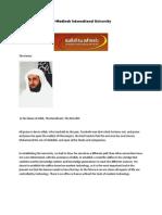 Al-Madinah International University 2