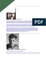 Escritores y Compositores Salvadoreños