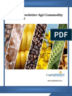 Weekly AgriCommodity Newsletter 24-04-2012
