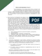 Individual Mediclaim Policy
