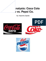 Phase II of Coke Analysis