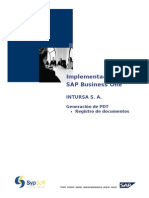 Manual de Usuario - Registro de Documentos Para PDT