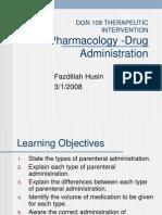 (2) Basic Pharmacology 2