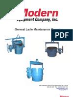General Ladle Maintenance Manual