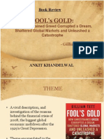 Fool's Gold-Gillian Tett