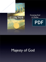 Knowing GOd Ppt