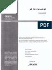 NF EN 13414 - 1-A1