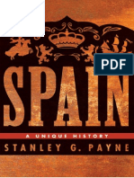 Spain a Unique History. Stanley G. Payne