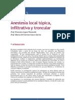 Apuntes Módulo 05 Anestesicos locales