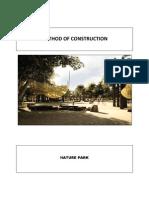 Creating Park Method
