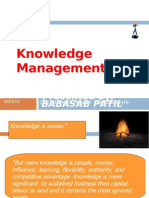 Knowledge Management Ppt Bec Bagalkot Mba