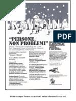 Persone, Non Problemi - Atti Del Convegno Del 3 Marzo 2012