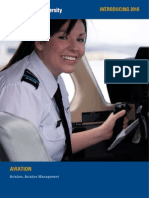 Massey University - Aviation Management