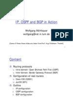 Ospf Bgp Demo