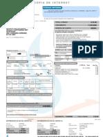 Factura Debito ECOGAS Nro 21704151