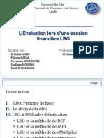 Evaluation LBO