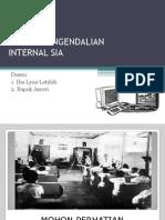 Internal SIA
