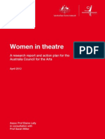 Women in Theatre