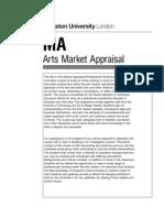 Arts Appraisal