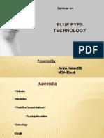 Blue Eye Seminar