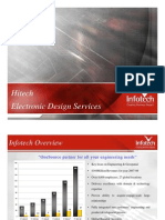 Infotech Electronic Design Services Overview