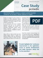 Case Study Pcmedic - EN