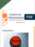 Aula Introdução à lógica de Programação - CEPEP
