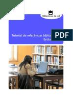 Tutorial de referências bibliográficas Estilo APA-6ed