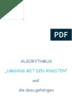 ANGST -ALGORHYTHMEN UND GEFÜHLE - KISS 2