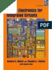Device Electronics