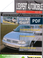 Golf IV Service Manual FR
