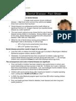 BabyTeeth Fact Sheet 2011